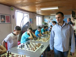Giving simul to children with disabilities